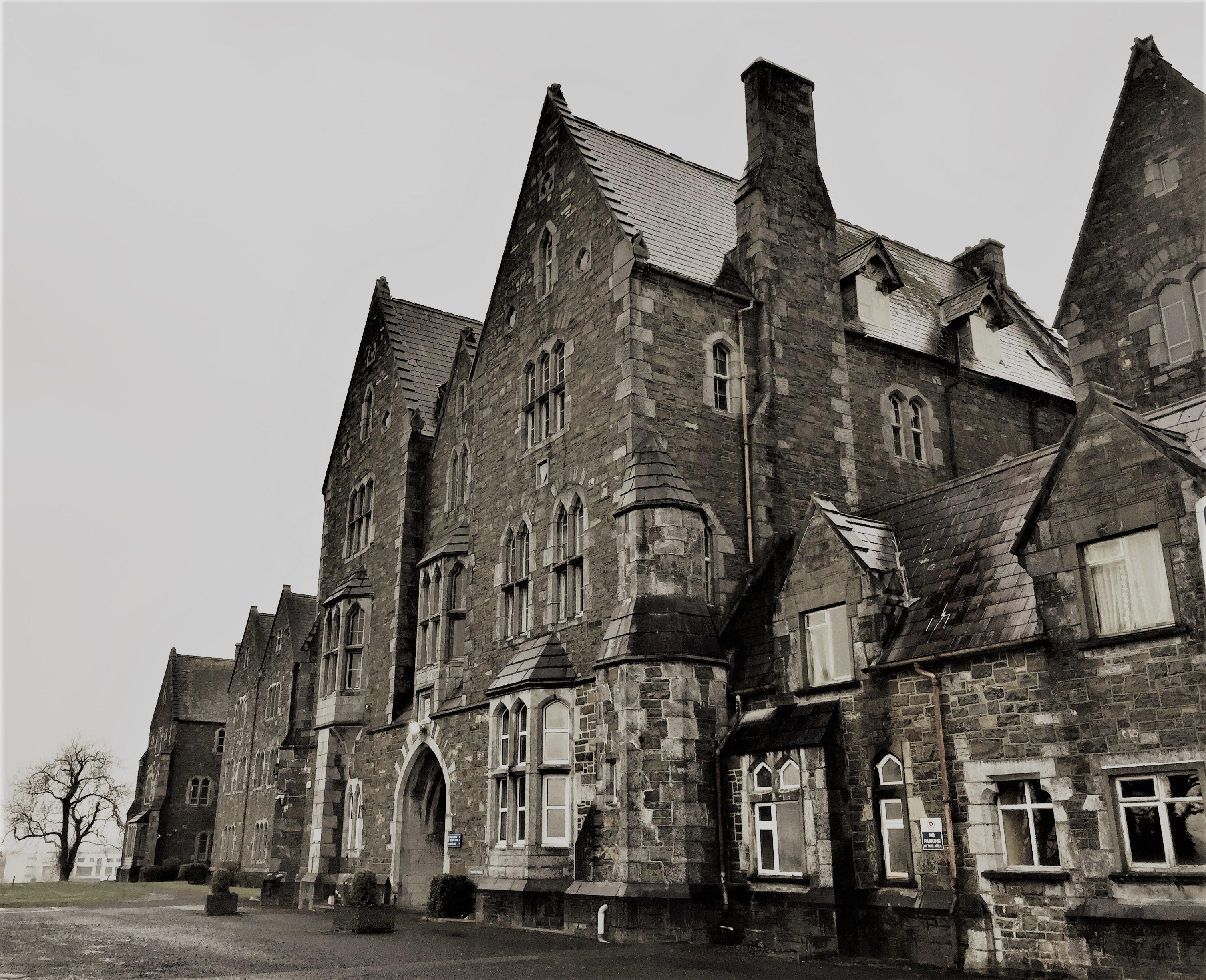 1-Front Entrance St Finan's Hospital