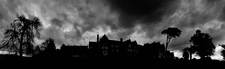 1-Winter Dawn at St Finan's Hospital, Killarney