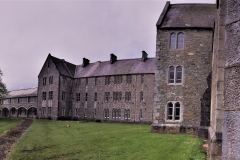 St Finan's Hospital Killarney Facing the Town