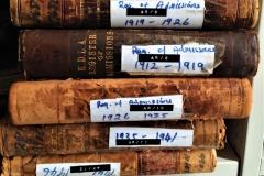 1-Admission Books 1900 KDLA